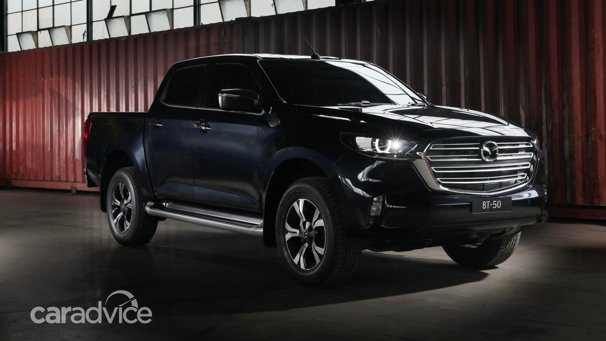 2021 mazda bt50 unveiled in showrooms this year  caradvice