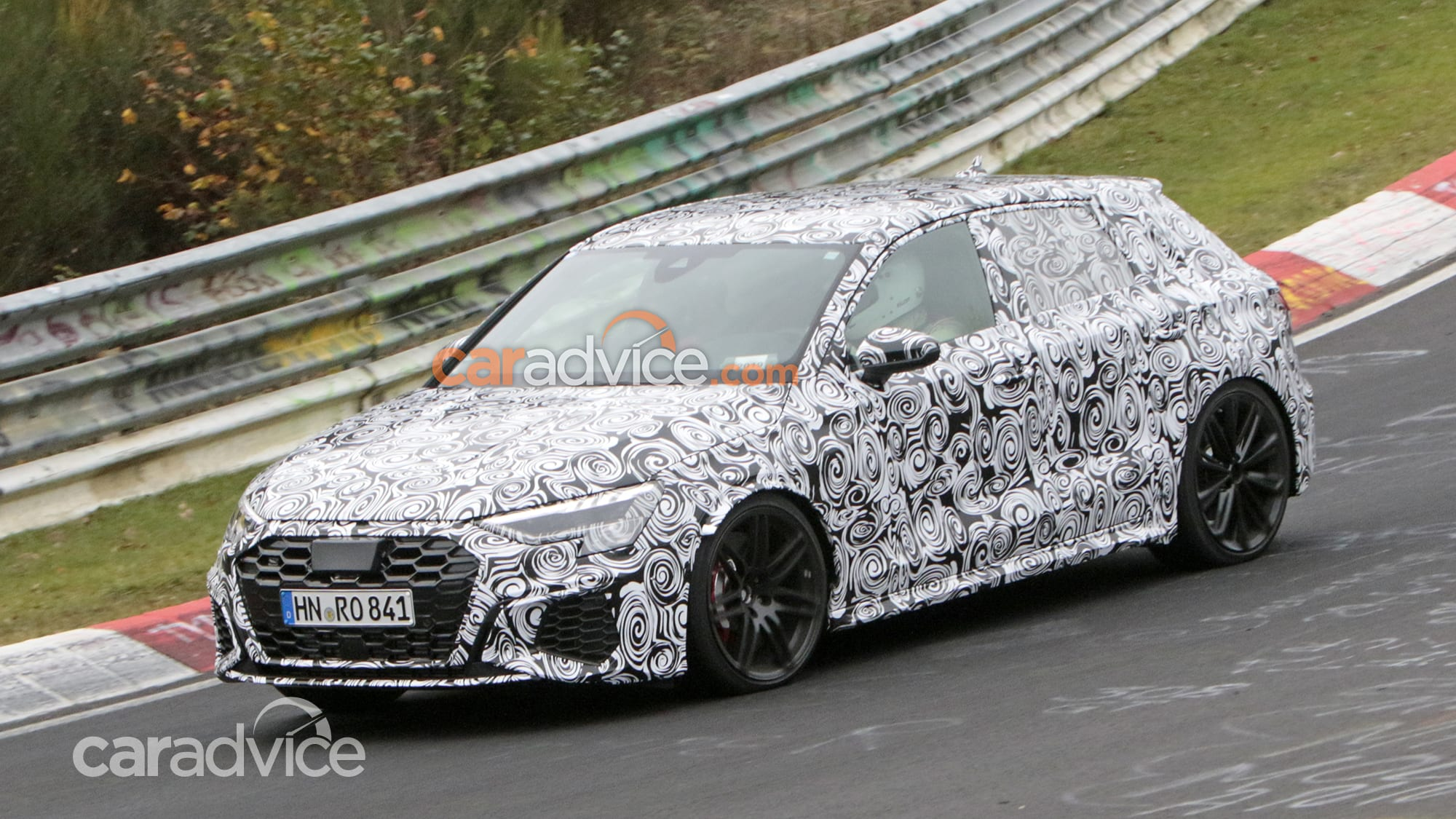 2021 Audi RS3 spied | CarAdvice