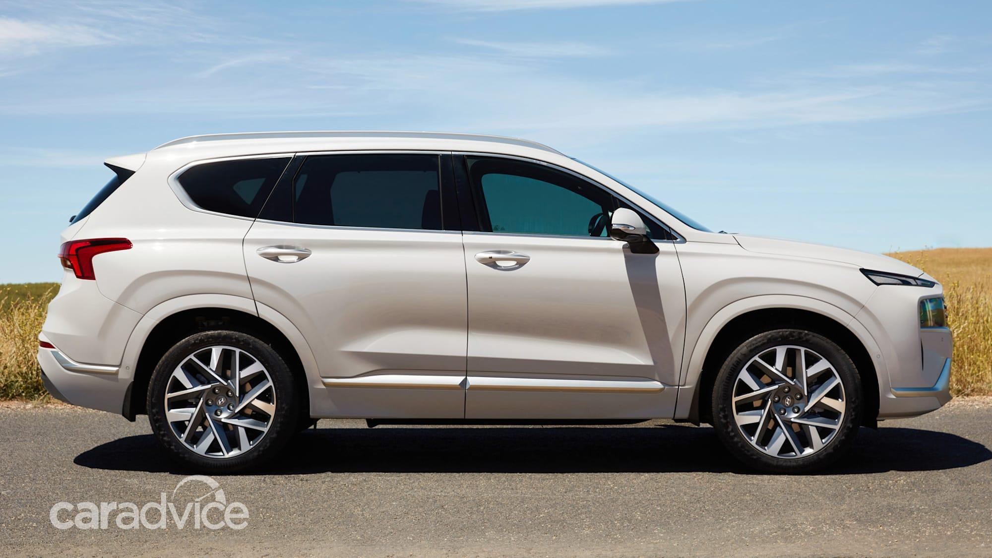 2021 Hyundai Santa Fe price and specs: More kit, price ...