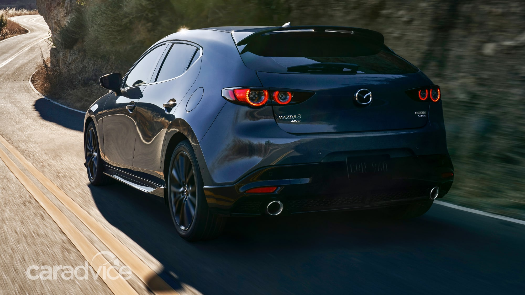 video: 2021 mazda 3 turbo unveiled in all its glory. now