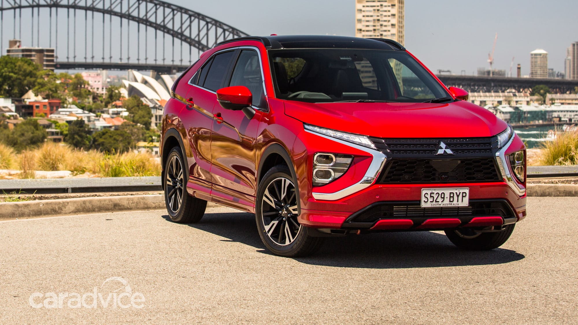2021 mitsubishi eclipse cross exceed awd review   caradvice