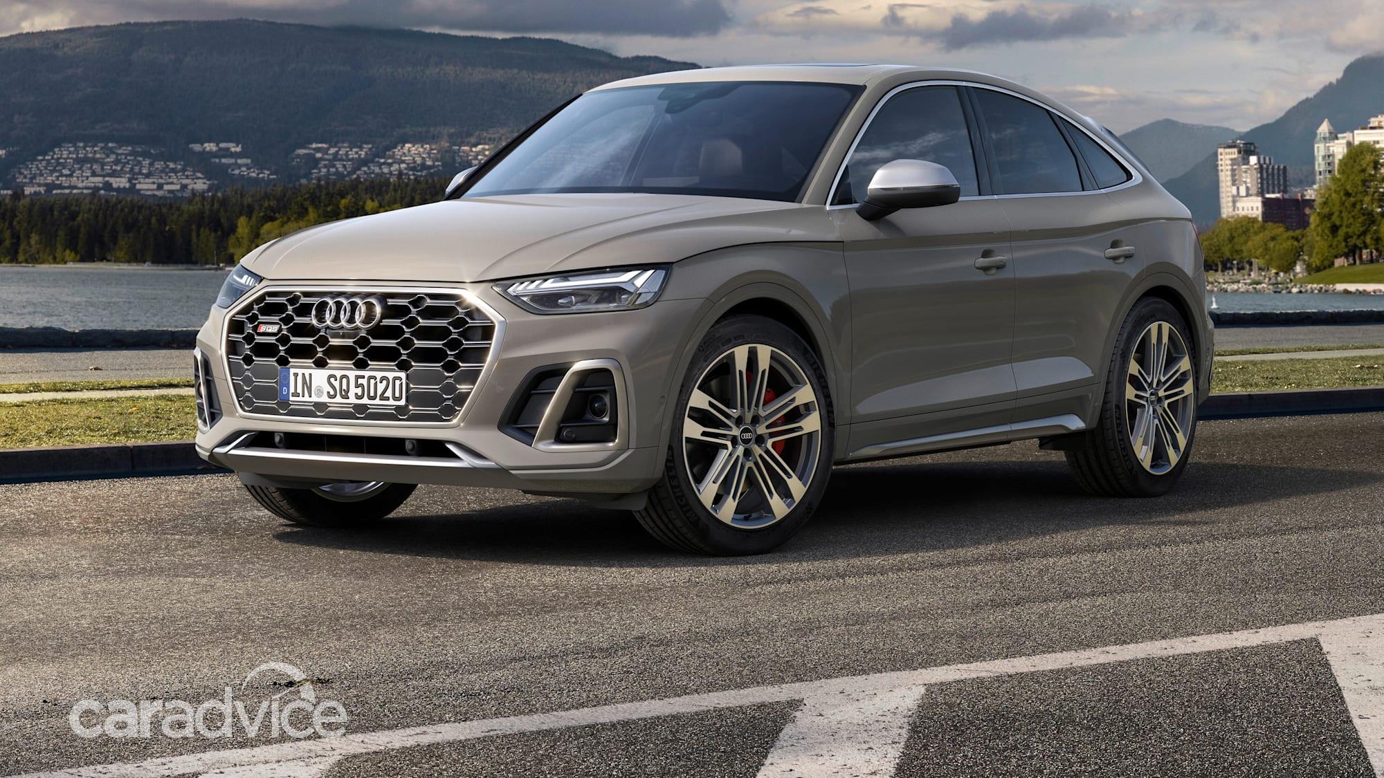 2021 Audi SQ5 Sportback revealed, Australian launch due ...