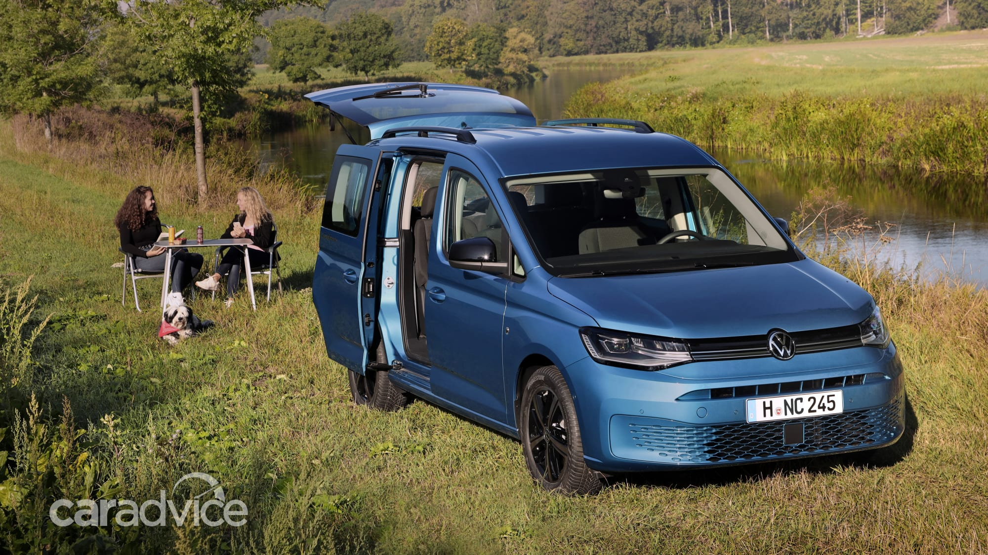 2021 Volkswagen Caddy price and specs | CarAdvice