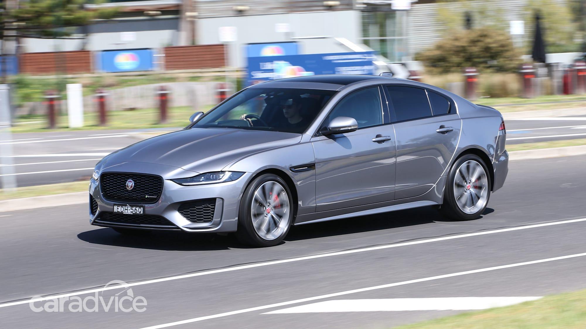 2020 Jaguar XE R-Dynamic HSE review   CarAdvice