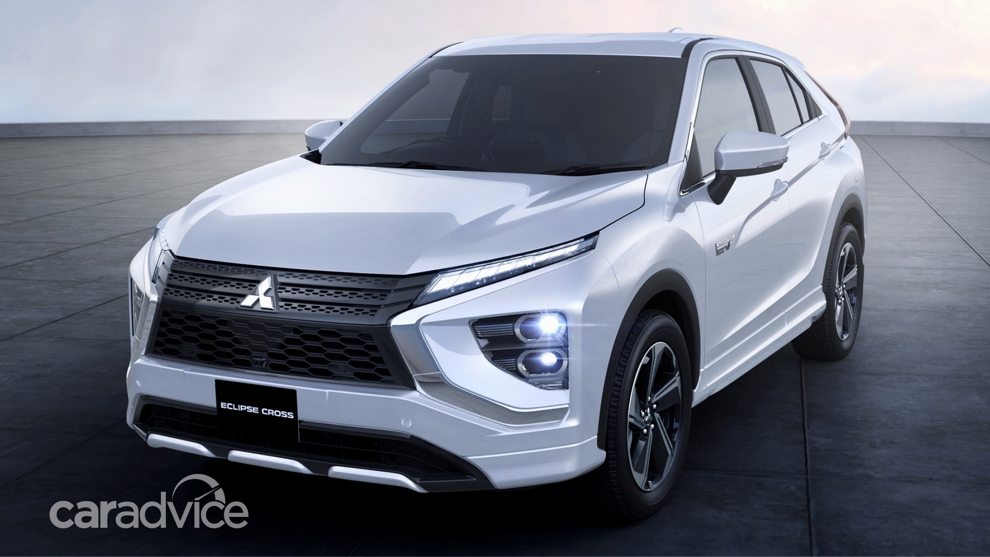 2021 Mitsubishi Eclipse Cross revealed | CarAdvice