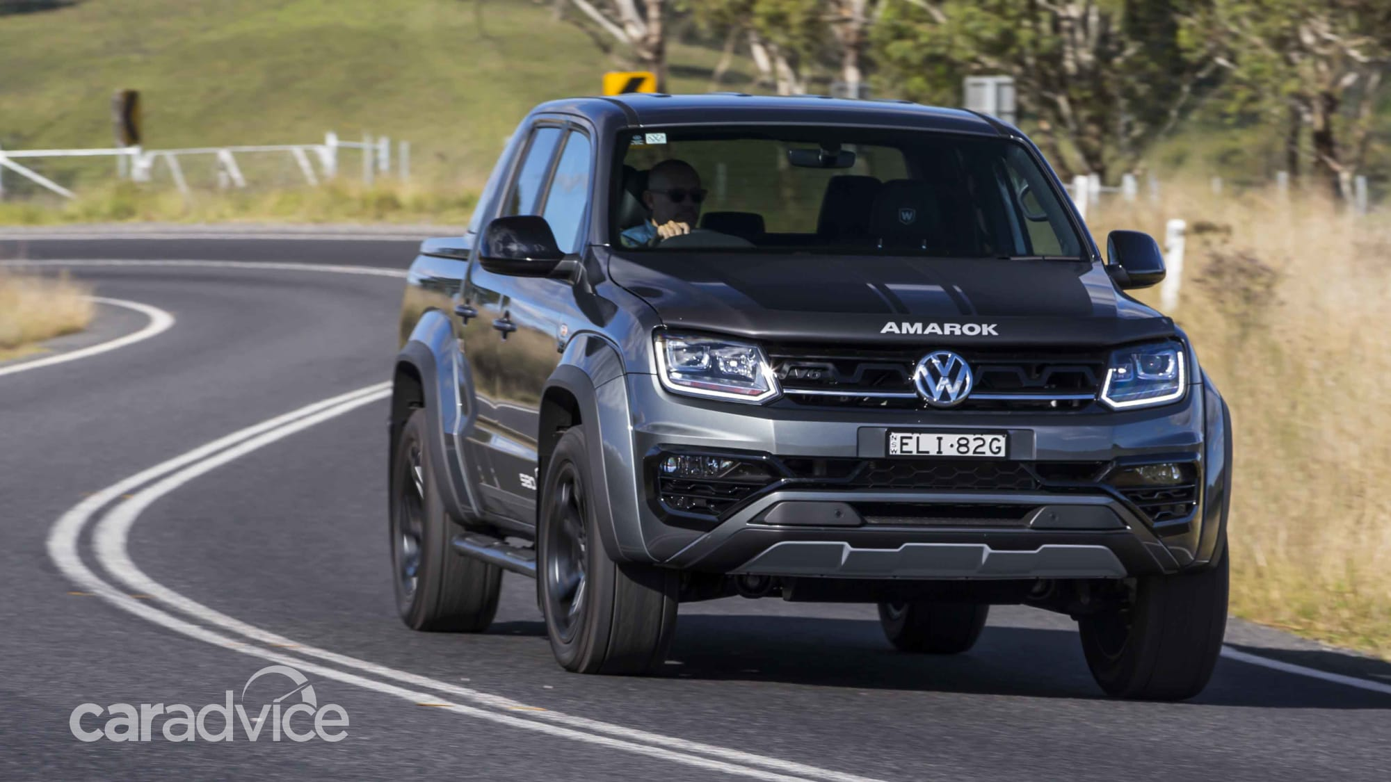 2021 VW Amarok W580 review: First local test drive | CarAdvice