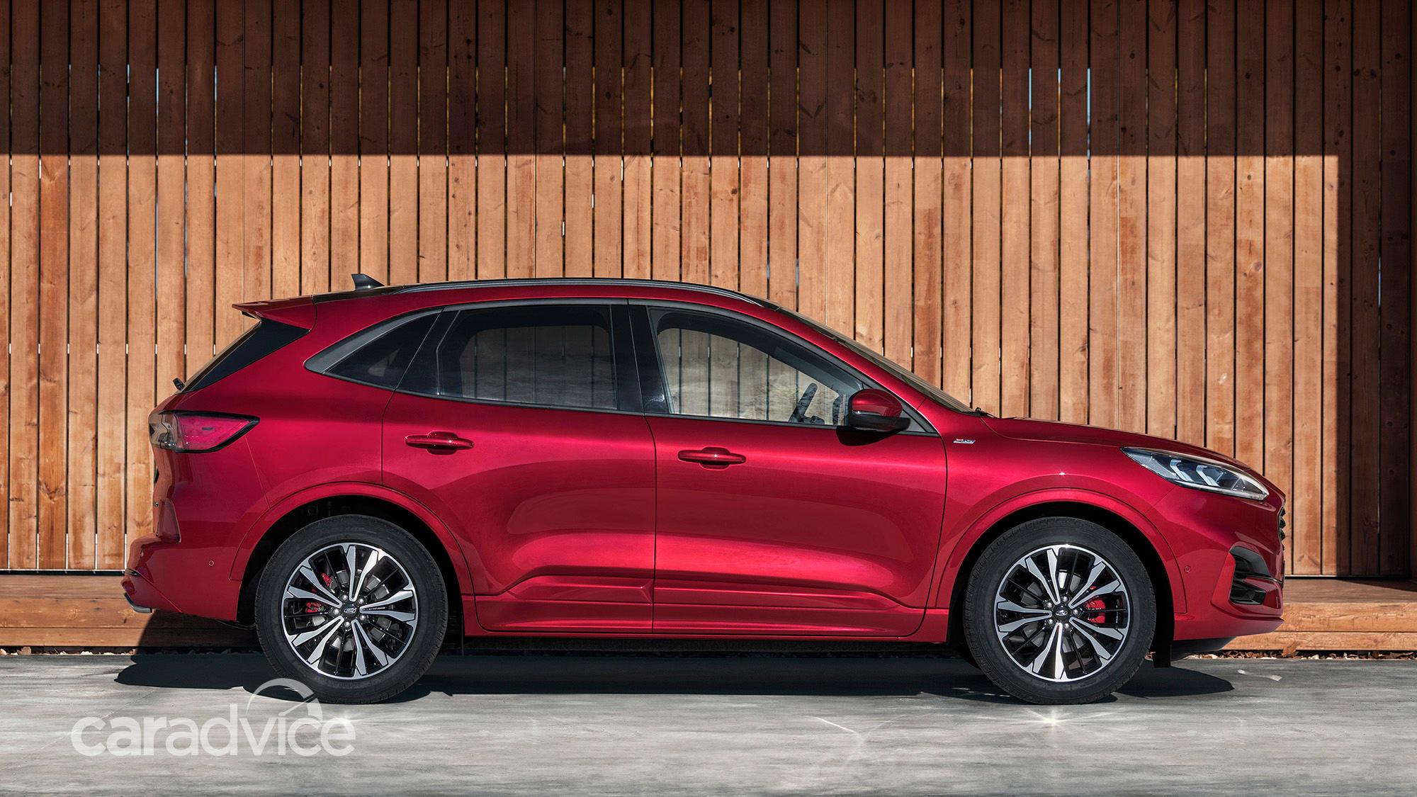 2020 Ford Kuga revealed | CarAdvice