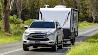 2022 Isuzu MU-X 3500kg towing capacity versus payload: How much can you really carry? – UPDATE