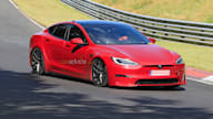2022 Tesla Model S Plaid returns to the Nurburgring, record attempt imminent