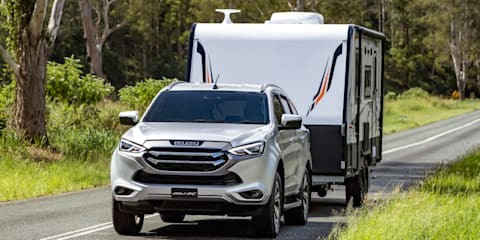 2022 Isuzu MU-X 3500kg towing capacity versus payload: How much can you really carry?