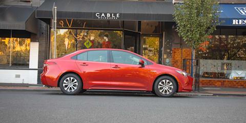2021 Toyota Corolla Ascent Sport Hybrid sedan long-term review: Farewell