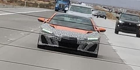 Upgraded 2022 Honda NSX spied testing: Is this the long-promised Type R?