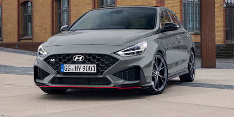 2022 Hyundai i30 Fastback N Limited Edition price and specs: Fastback farewells Australia with 500 facelifted examples
