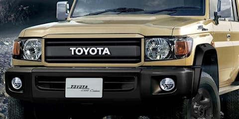 Toyota LandCruiser celebrates 70th anniversary with a special edition - UPDATE