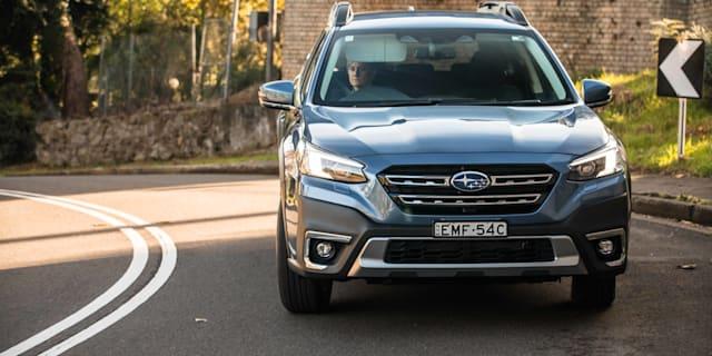 2021 Subaru Outback review
