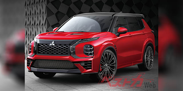 Mitsubishi Outlander Evolution plug-in hybrid to lead Ralliart revival – report