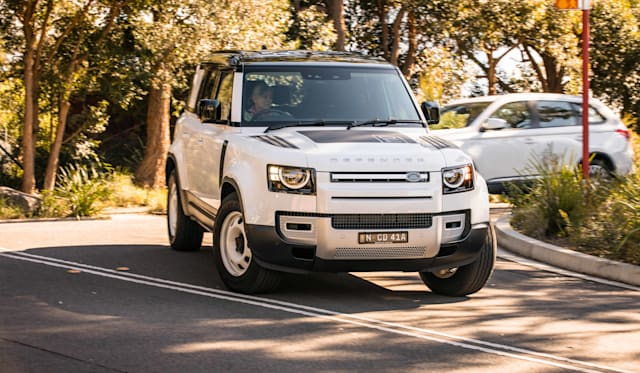 2021 Land Rover Defender 110 D250 review