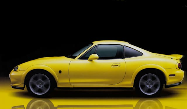 The rarest Mazda MX-5 on the planet