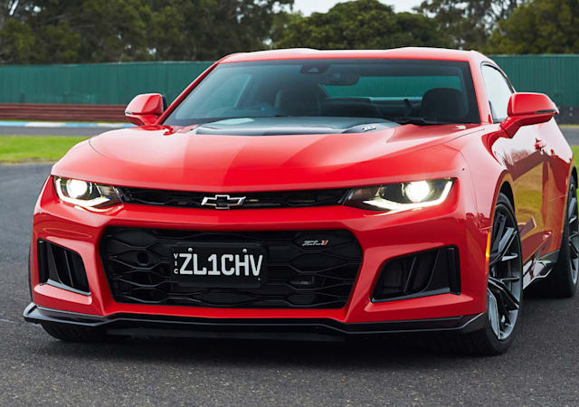 Chevrolet Camaro production to end in 2024, electric performance sedan to replace it in 2025 – report
