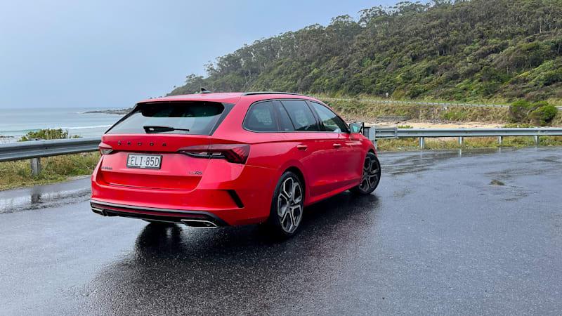 2021 Skoda Octavia RS wagon long-term review: Dynamic driving