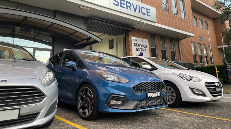 Project Cars: 2020 Ford Fiesta ST – Update