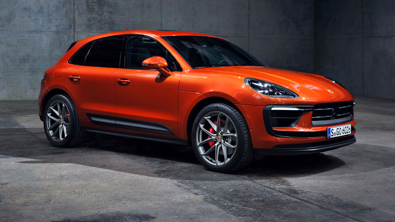 2022 Porsche Macan price and specs: Medium SUV facelifted again with more power, new tech