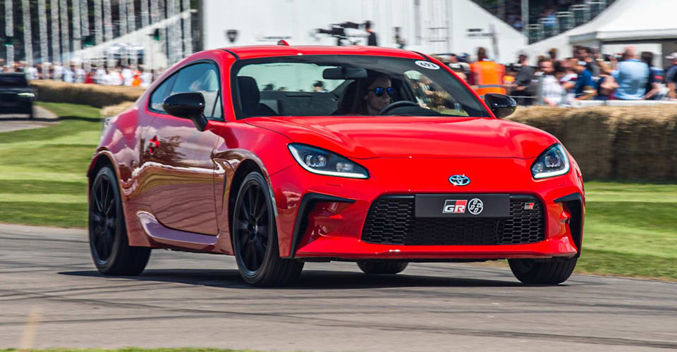 New Toyota GR 86 due in Australia in 2022